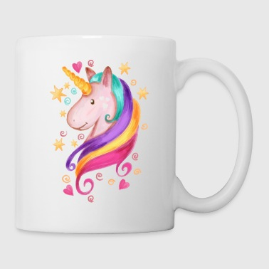 Magical Unicorn - Tazza
