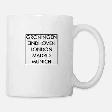 Career ROBBEN's Career - Mug