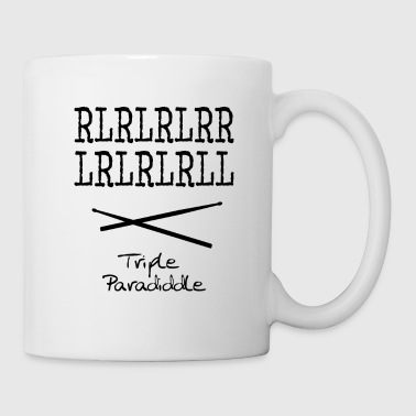 Triple Paradiddle - Taza