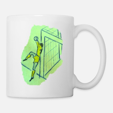 Goalkeeper Goalkeeper-goalkeeper - Mug