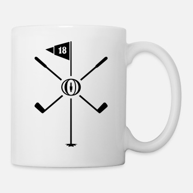 Cross Golf Golf Cross / Golf Cross (1c) - Mug