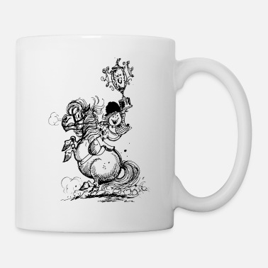 Officialbrands Thelwell 'Champions' - Mug