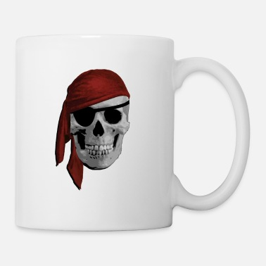 Pirate Cloth Pirate skull - Mug