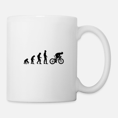 Bike Race Biker Evolution - Tasse