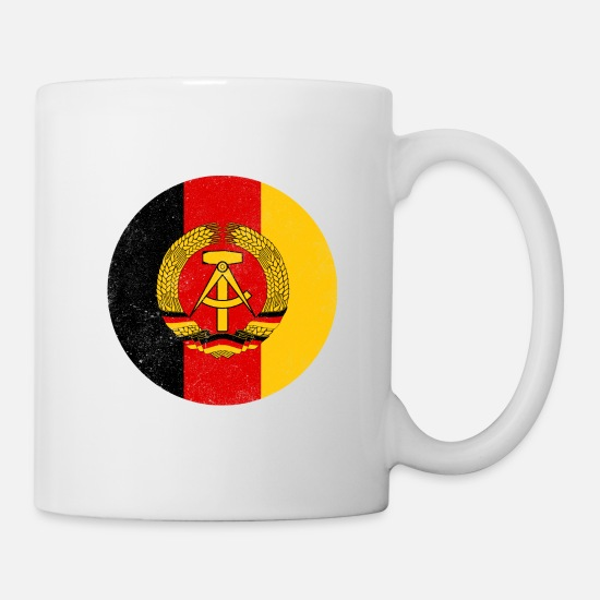 Gift Idea Mugs & Drinkware - GDR - Mug white