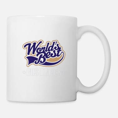 Bus School Bus Driver appreciation gift - Mug
