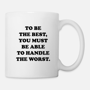 Humour be the best - Mug