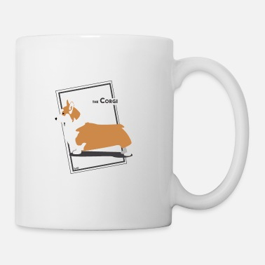 Ixco The Corgi by IxCÖ - Mug