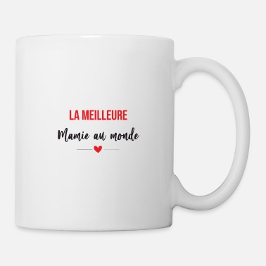 Je Taime The best granny in the world - Mug