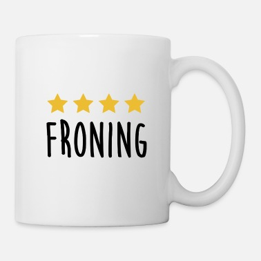 Froning Champion - Cross-Training - Tasse