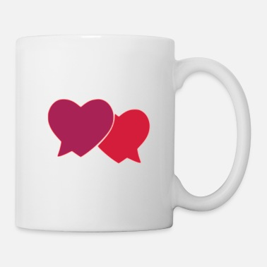 Tenderness Tender hearts - Mug