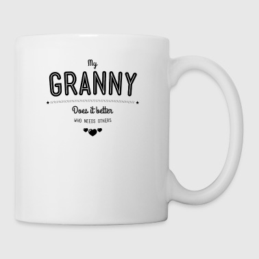 My granny does it better - Tasse