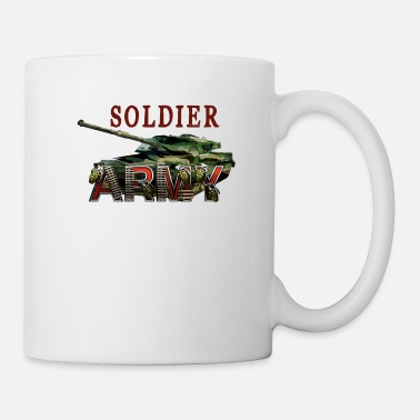 Soldier Of Fortune Soldat - Mug