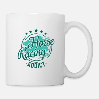 Trot Horse Racing Clothing T Shirts Funny Gifts - Mug