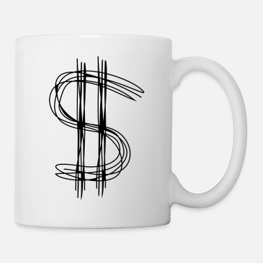 Wealth Dollar sign dollar - Mug