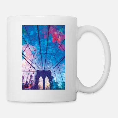 I Love 01 Brooklyn Bridge Juliste Margarita Art - Muki