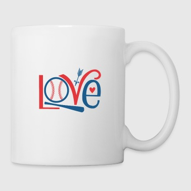 Baseball Love Gift Idea - Mugg