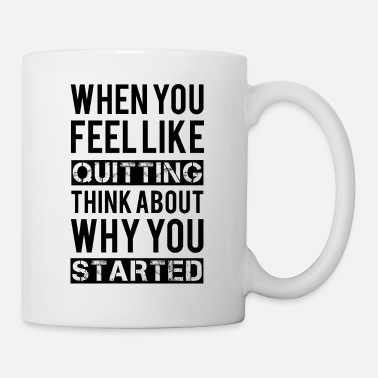 Motivation Motivation - Tasse