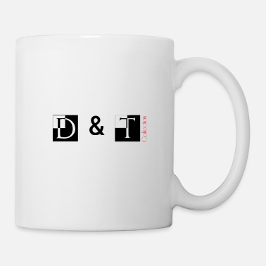 Collections COLECTION D & T - Mug blanc