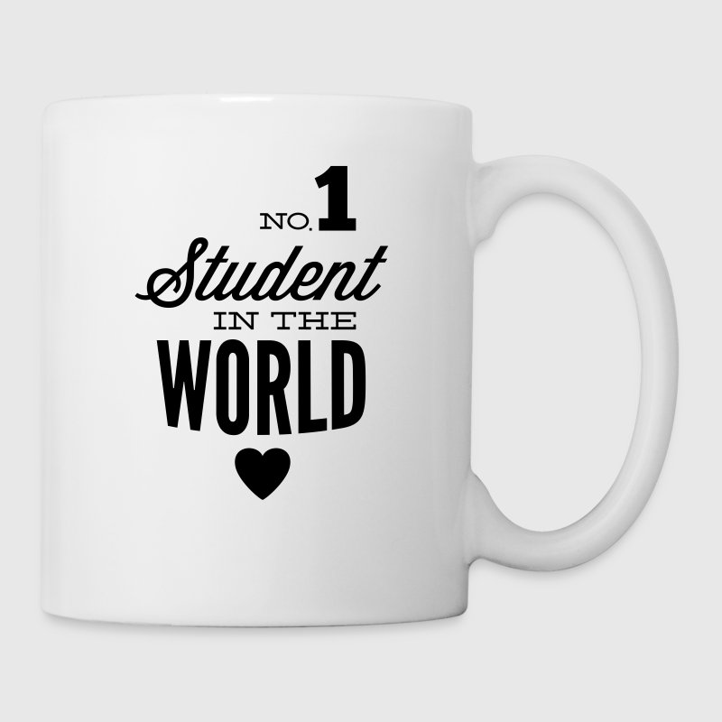 Best student of the world - Mug