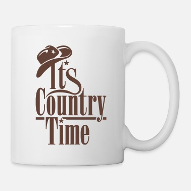Country ITS COUNTRY TIME - Tasse