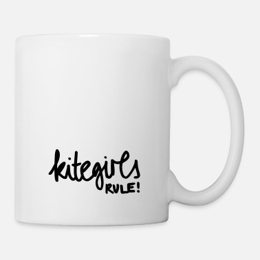 Kitegirls Rule! - Tasse