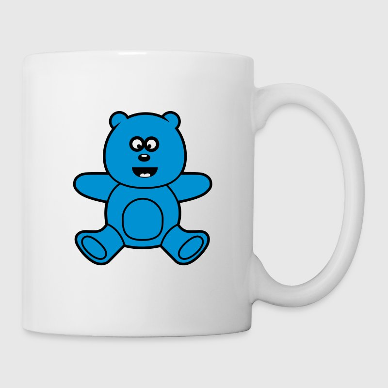 Kawaii Teddy Bear - Tasse