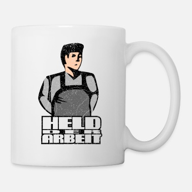 Labour Hero of Labour - Workers Hero (oldstyle) - Mug