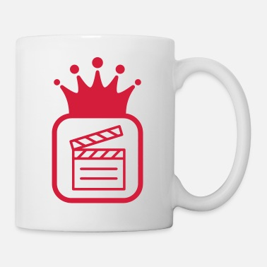 Film Cinema / Filmfan / Cineast / Kino - Tasse