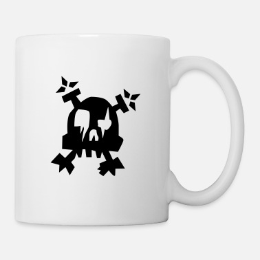 Head head of death design - Mug