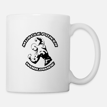 Muscles Muscle Power Muscle - Mug