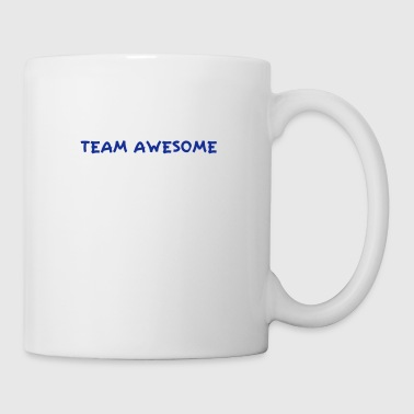 Team Awesome - Mugg