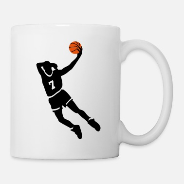 Eintunken Basketball slam dunk - Tasse