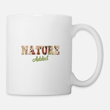 Bio Nature Addict 7 papillon butterfly - Mug