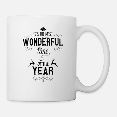Mistelzweig most_wonderful_time_of_the_year_b - Mug
