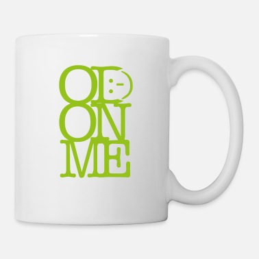 Od OD ON ME - Lime - Tazza