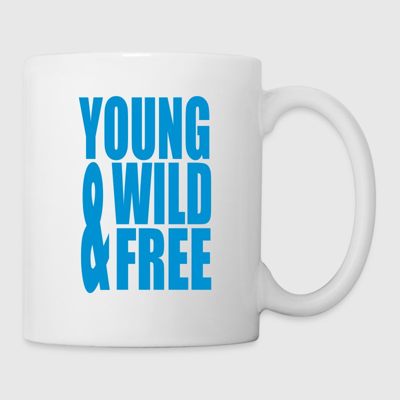 Young Wild and Free II - Tasse
