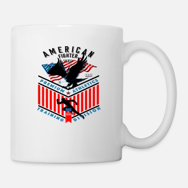 American Fighter Training Division Mojo Design Tee - Mug