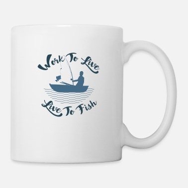 To Camp This is a Perfect Gift, Present or Souvenir for - Mug