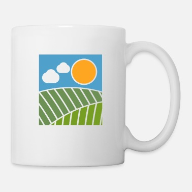 Agriculture agriculture - Mug blanc