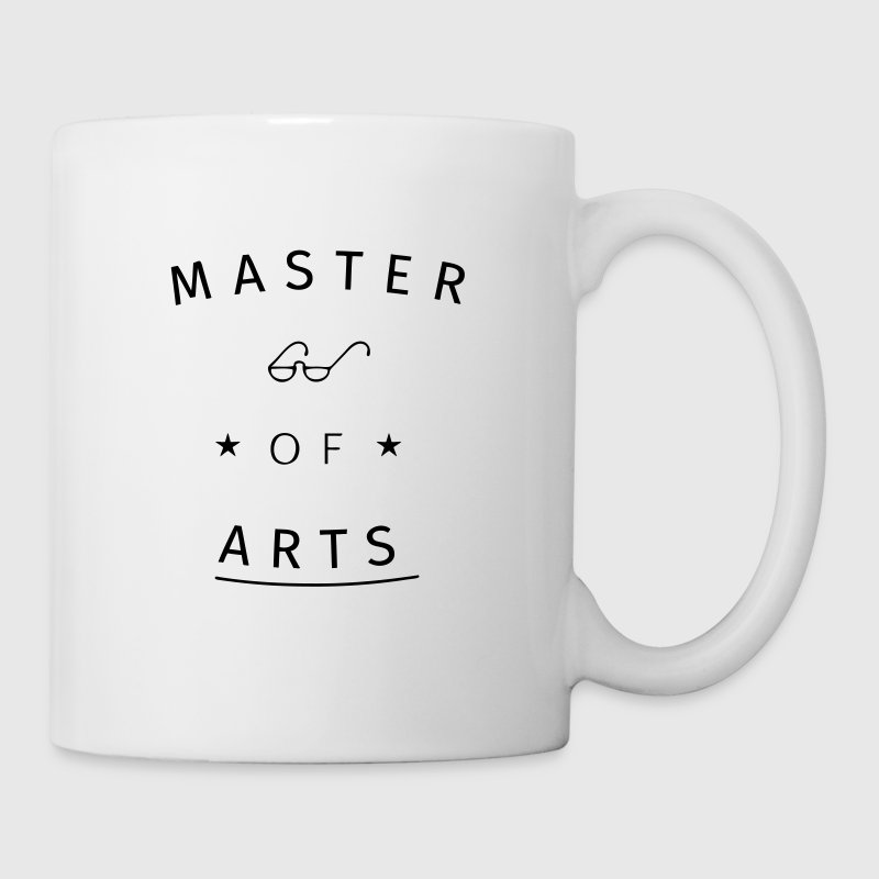 Master of Arts - Tasse