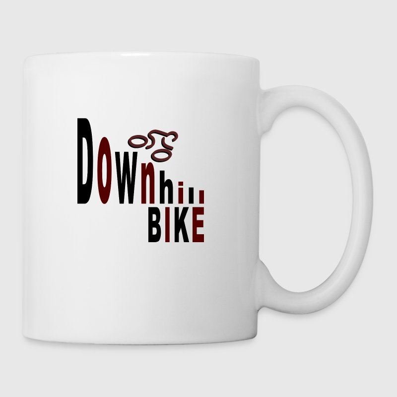 Downhill bike - Taza