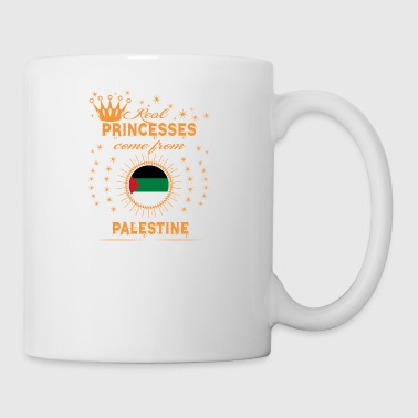 love princesses come from PALESTINE PALESTINA - Tasse