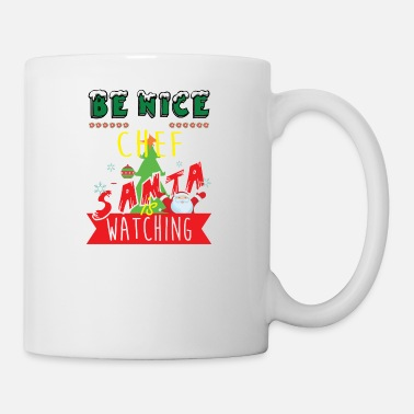 Present Chef Christmas Gift Idea - Mug