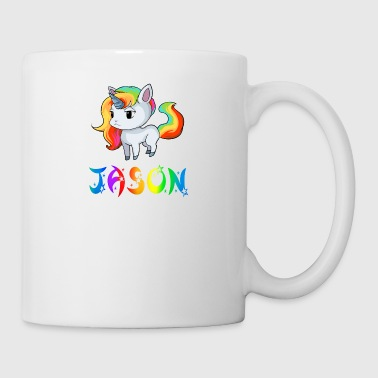 Unicorn Jason - Mug