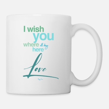 happywish - Mug