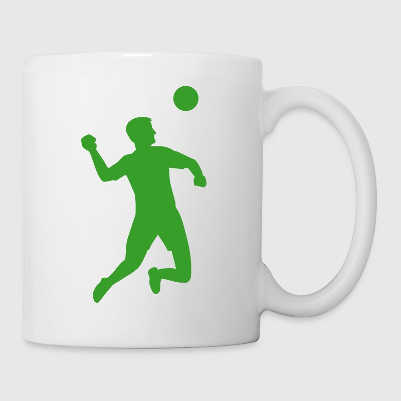 Faustball - Tasse