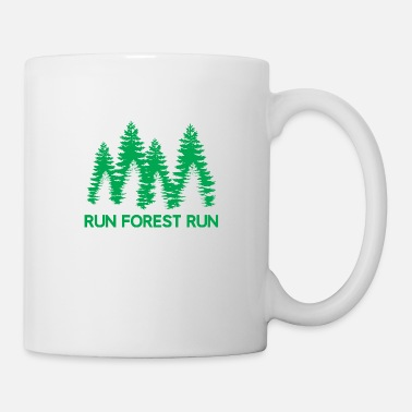 Bestseller Run Forest Run - Mug