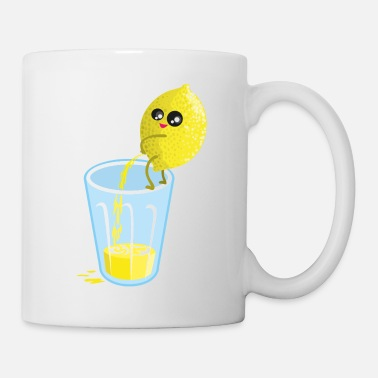 Lemon pees lemonade - Tazza