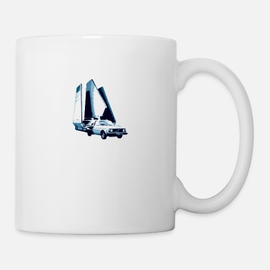 Dark Imperial Shuttle blue - Mug